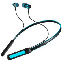 Wireless In-ear stereo earbuds with microphone SVEN E-230B, black-blue, SV-017897