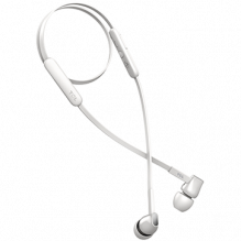 TCL In-ear Bluetooth Headset, Strong Bass, Frequency of response: 10-22K, Sensitivity: 107 dB, Driver Size: 8.6mm, Imped