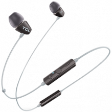 TCL In-ear Bleutooth Headset, Frequency of response: 10-22K, Sensitivity: 105 dB, Driver Size: 8.6mm, Impedence: 16 Ohm,