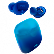 TCL In-Ear True Wireless Bluetooth Headset, Frequency of response 9-22K, Sensitivity 100 dB, Driver Size 5.8mm, Impedenc