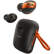 TCL In-Ear True Wireless Bluetooth Headset, Frequency of response 10-22K, Sensitivity 100 dB, Driver Size 6mm, Impedence