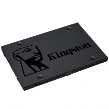 """KINGSTON A400 480G SSD, 2.5"""" 7mm, SATA 6 Gb/s, Read/Write: 500 / 450 MB/s"""