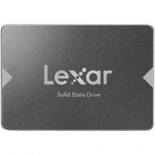 """LEXAR NS100 128GB SSD, 2.5"""", SATA (6Gb/s), up to 520MB/s Read and 440 MB/s write EAN: 843367116188"""