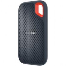 SANDISK Extreme 500GB External SSD, USB 3.1/Type-C, Read/Write: 550 / 550 MB/s, waterproof/dustproof/shockproof