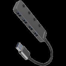 AXAGON HUE-MSA 4x USB3.2...