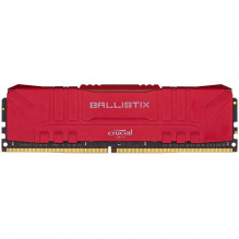 Crucial DRAM Ballsitix Red...