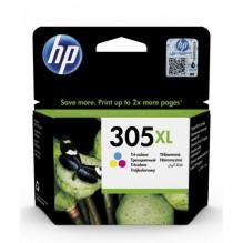 OEM kasetė HP No.305XL color (3YM63AE)