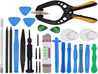 Įrankiai ir medžiagos