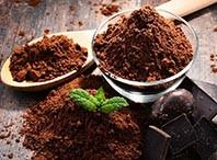 Šokolado milteliai