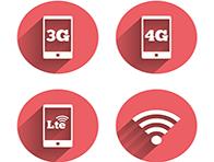 3G - 4G - LTE Įranga